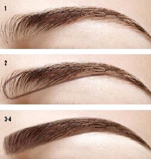 How to Fill in Eyebrows – 3 Simple Steps | Makeup Mania