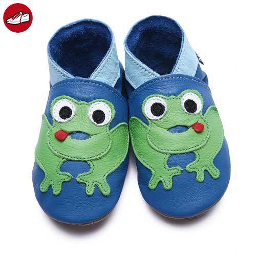 Inch Blue, Mädchen Babyschuhe - Krabbelschuhe & Puschen  T 25-27 cm - 3-4 ans - Kinder sneaker und lauflernschuhe (*Partner-Link)