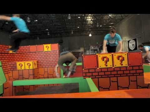 Tempest Freerunning Academy - EPIC GYM VIDEO
