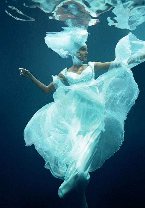 Underwater Photography By Jacques Dequeker For Wish Report Brazil - Salila's style