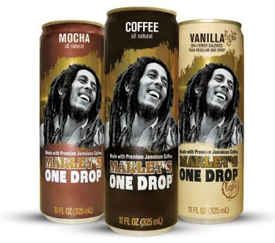Bob Marley Coffee - WHAT?! Must try!!