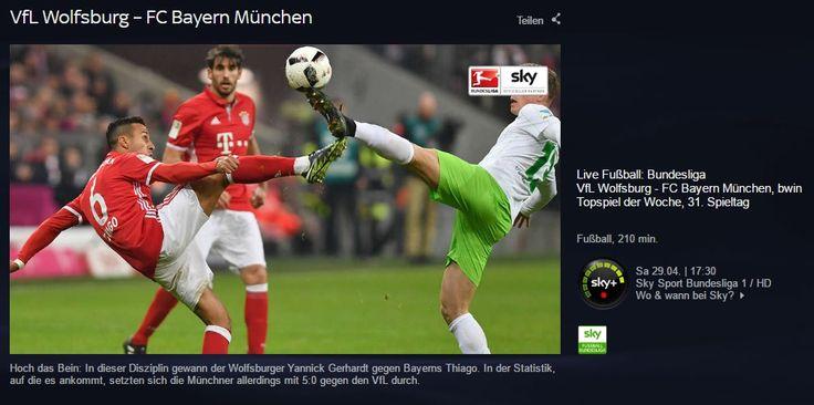 Jetzt lesen: Wolfsburg vs. FC Bayern live schauen: Gelingt dem Rekordmeister der Befreiungsschlag? - http://ift.tt/2phkcBt #story