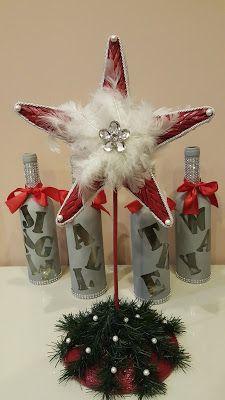Ötletes Blog: Karácsony: ismét csillag dekoráció papírból