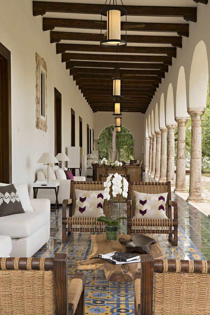 Chablé Spread Yucatan Mexico