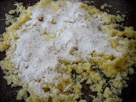 nhoque de batata, nhoque vegano, receita com pimentão, nhoque com pimentão, receita vegana, blog de receitas veganas, nhoque molho vermelho,