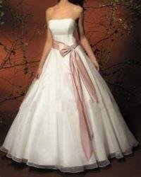 Золотая свадьба платье