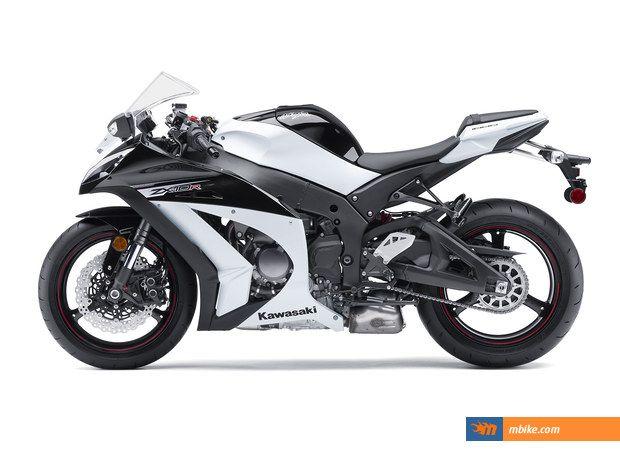 2013 Kawasaki Ninja ZX-10 R