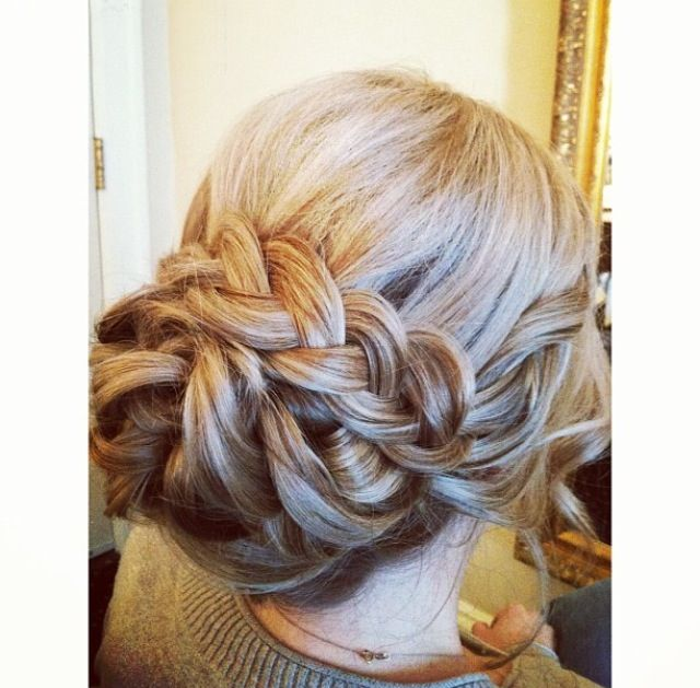 Best Dance Hairstyles Images On Pinterest Cute Hairstyles - Hairstyle for valentine's dance