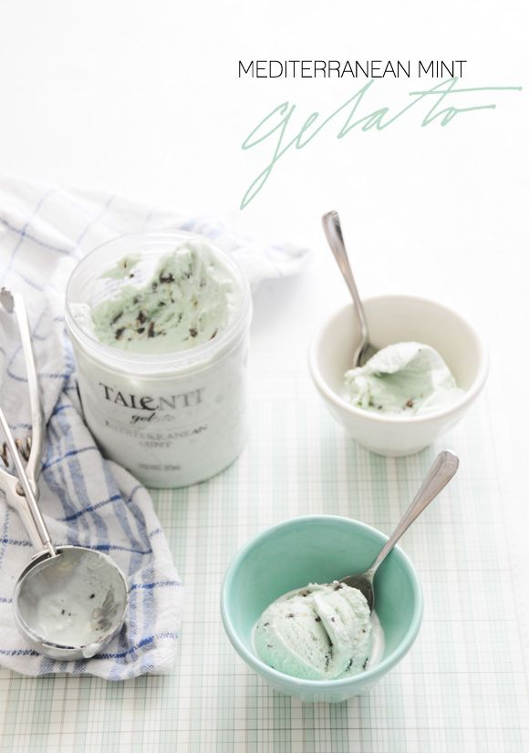 We all love mint chocolate chip <3