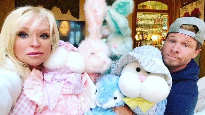 145 Likes 8 Comments Brian Littrell Rokspics On Instagram Little Easter Fun Hehasrisen Brian Littrell Easter Fun Baby Face
