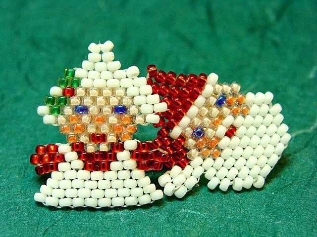 Christmas Ornaments Beads