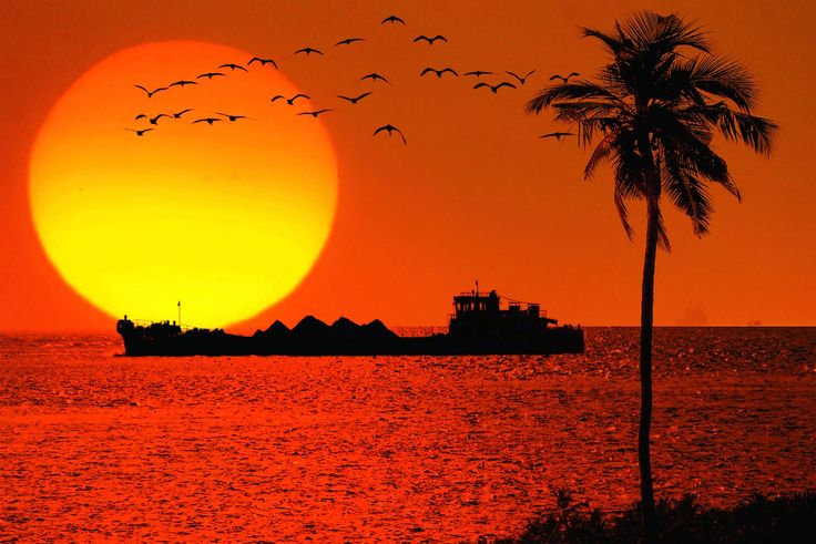 3 Best places to enjoy Sunset in India