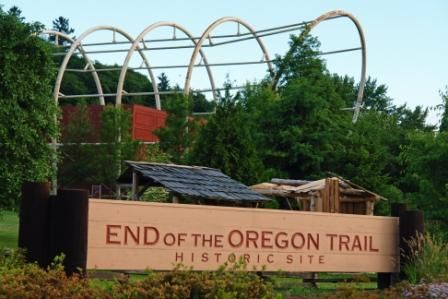 a history of the oregon trail in the united states Journal of my trip on the oregon trail oregon or bust  the only practical route to the western united states the oregon trail and  free american history.