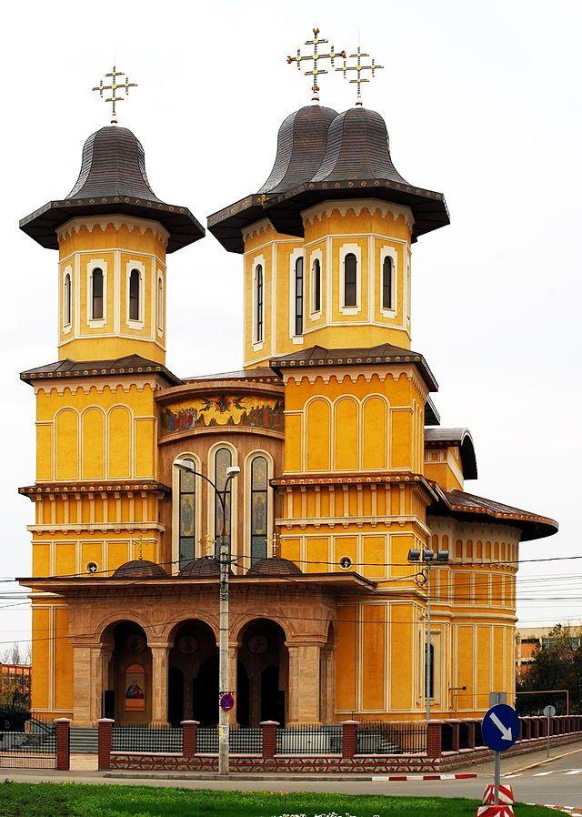 Voznesensky cathedral, Romania
