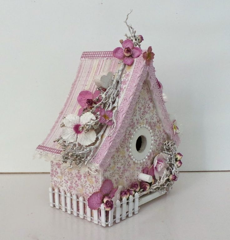 Ingrid's place: Bird house *Maja design*