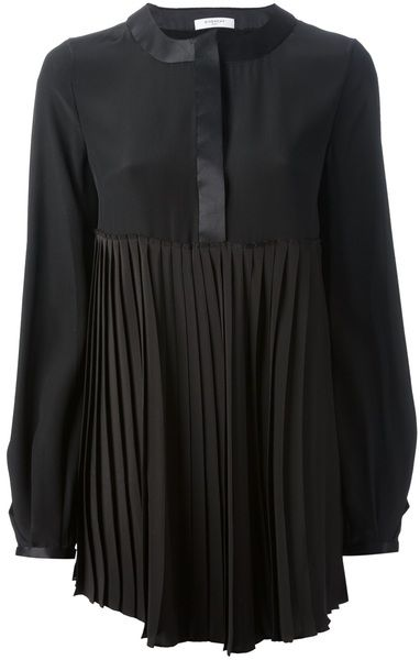Givenchy Woman Fringed Top In Black Silk-satin Black Size 34 Givenchy Discount Fast Delivery The Cheapest Discount Classic jwxfgLe