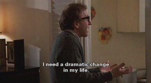 Yes haha Woody Allen