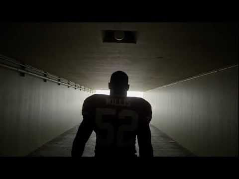 This is why i love sports! Trust Your Power - NFL's Patrick Willis