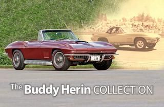 The Buddy Herin Collection to be offered at the 2013 Mecum Dallas auction