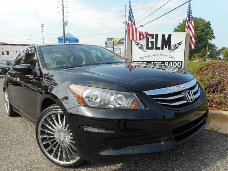 2012 Honda Accord Sdn $9995 http://www.GEORGIALUXURYMOTOR.COM/inventory/view/9923356