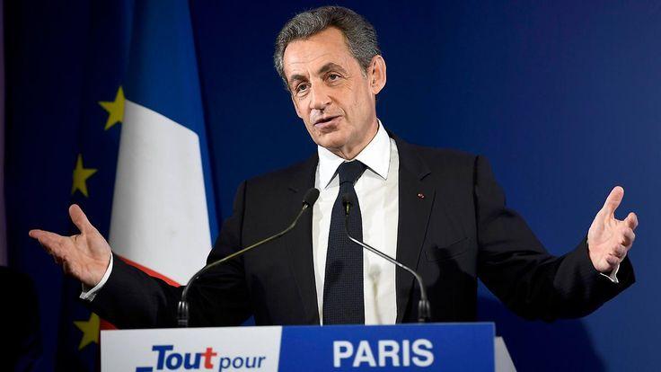 Rückzug nach Vorwahl-Niederlage: Sarkozy zeigt sich als fairer Verlierer