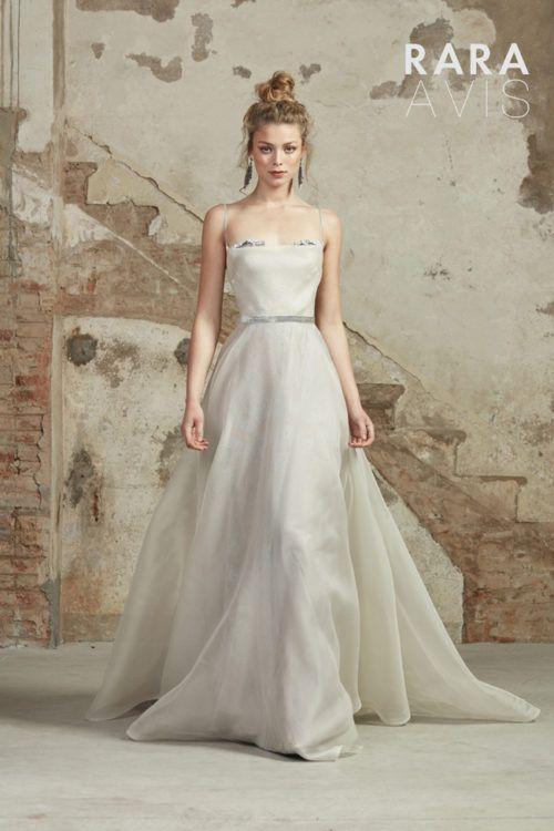 Asan Straples White Dresses Wedding Dresses Dresses Chiffon