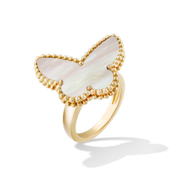 lucky alhambra butterfly cleef u0026 arpels