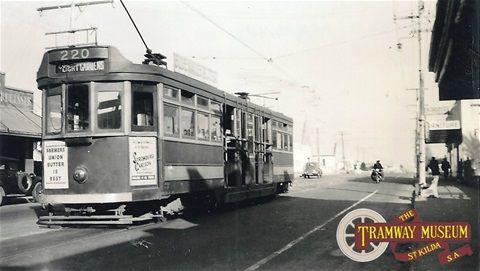 "tram depot ""main north"" prospect johns - Google Search"