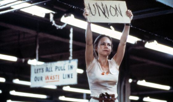 The must see movie for #BeingLiberal on #LaborDay. Norma Rae