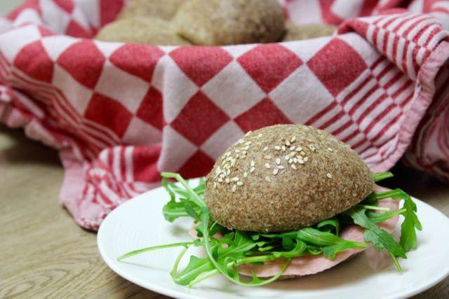 Heb jij wel eens zulke luchtige glutenvrije broodjes gezien?