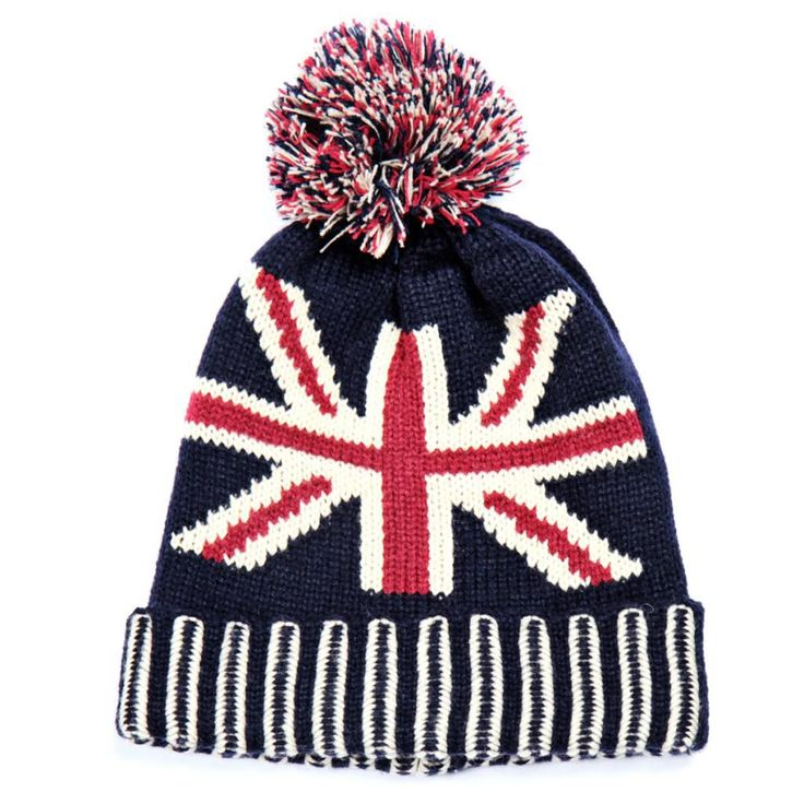 Cute UK beanie for winter! :)