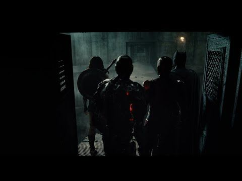 The first Justice League trailer is here, and it actually looks great   The…