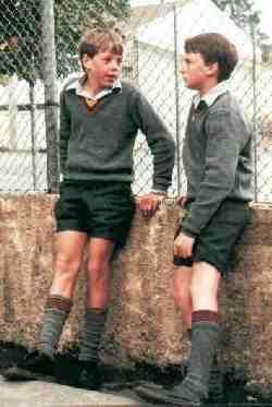 school uniform history