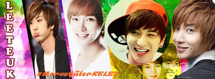 #Leeteuk #Super_Junior By: #MerveGülerKELEŞ