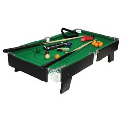 Debut 3ft Snooker Games Table for £25