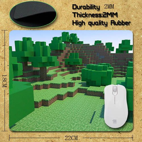 Minecraft Rectangle Non-Slip Rubber Gaming Mouse Pad Just $7.98. Free Shipping Worldwide //  #Minecraft #Minecrafting #Minecraftsword #Minecrafttoy #Minecraftweapons #Creeper #Creepers #Minecraftzombie #Minecraftpickaxe #Pickaxehero #Steve #Minecraftxbox #Minecrafting #Minecraftmobs #s4s #Minecraftlife #Minecraftonly #Minecraftpe #Minecraftpocketedition #Minecraftftw #Minecraftgirl #Minecraftcake #Minecraft4life #Minecraftisawesome #Minecraftfx #Minecraftlife #Minecraftglasses