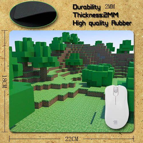 Купить товар2015 горячая высокое качество лучшие продажи для персонализированные Minecraft прямоугольник с нескользящим резиновым игры коврик для мыши C pad0353 в категории Коврики для мышина AliExpress.             Уникальный и Персонализированные чехол для               Коврик для мыши!               Продукты витрина: