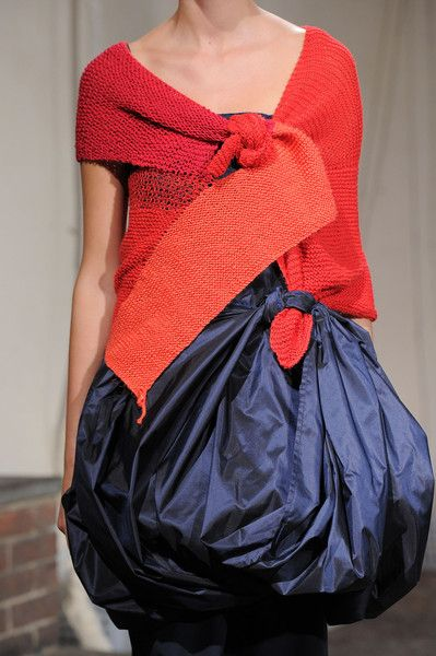 Daniela Gregis at Milan Fashion Week Spring 2016 - Details Runway Photos
