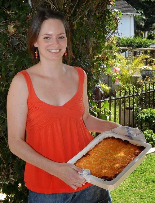 Stuffed Feeling's Blogger - Megan Deane