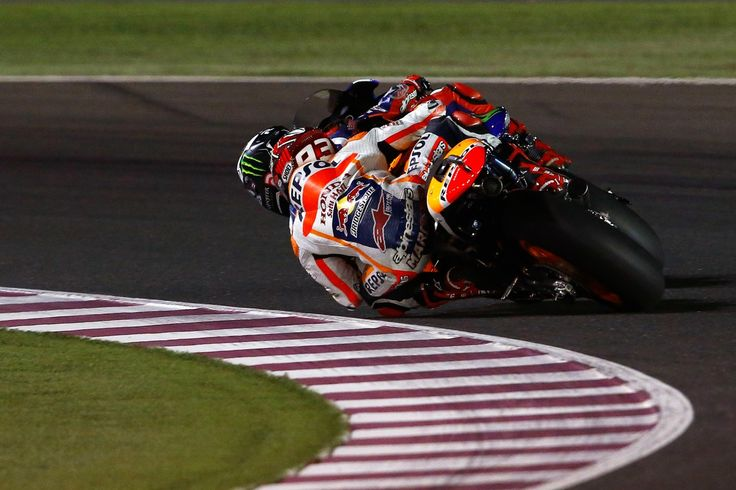 MotoGP Qatar : Les 5 plus belles photos du week-end - CoursesMoto.com