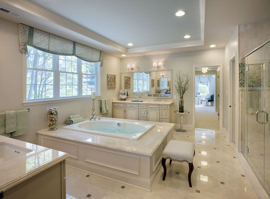 7 best toll brothers images on pinterest toll brothers for Georgian bathroom ideas