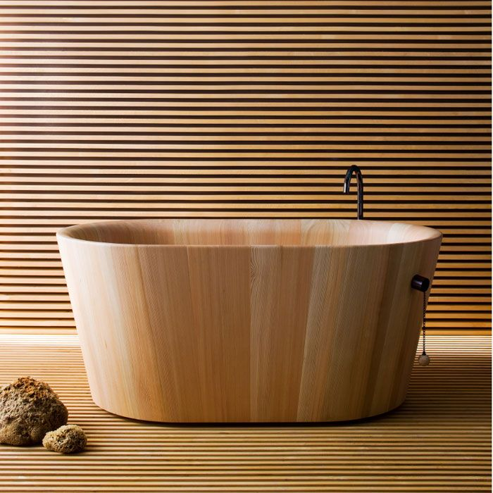 Deep Bathtub by Antonio Rodriguez and Matteo