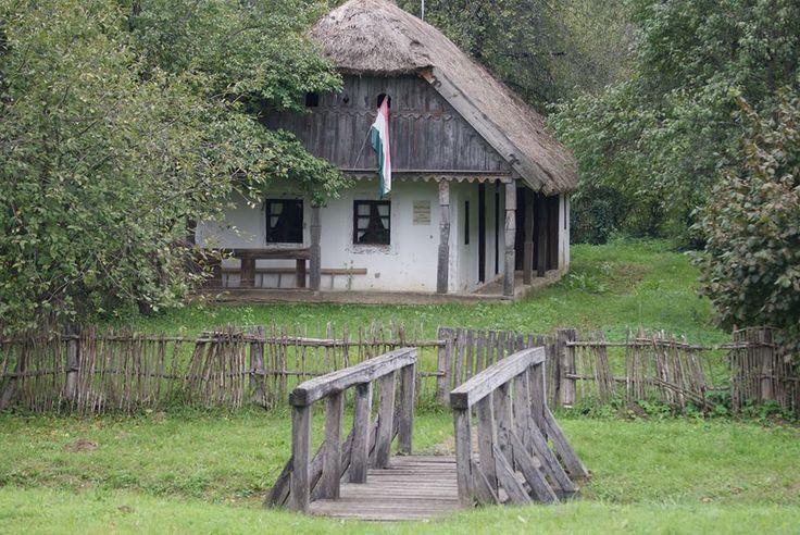 Szenna. Zóka-Peti Lidi néni háza / Somogy megye. Hungary