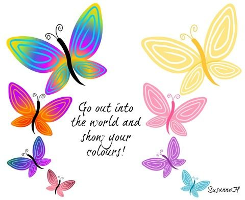 Show your colours!