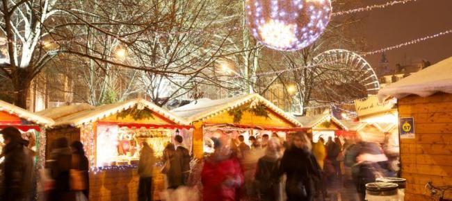 Le marché de Noël de Lille | Lille 2014 |  Site Officiel du Tourisme en France