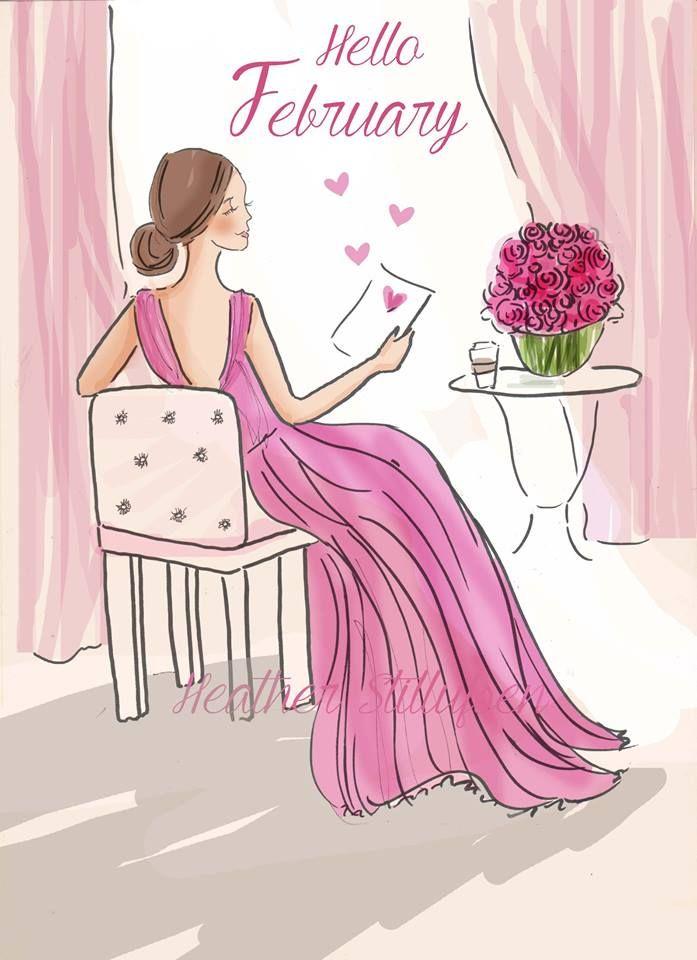 maandag 1 februari #2016 #RoseHillDesigns #HeatherStillufsen