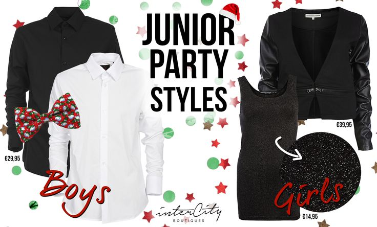 Junior party styles