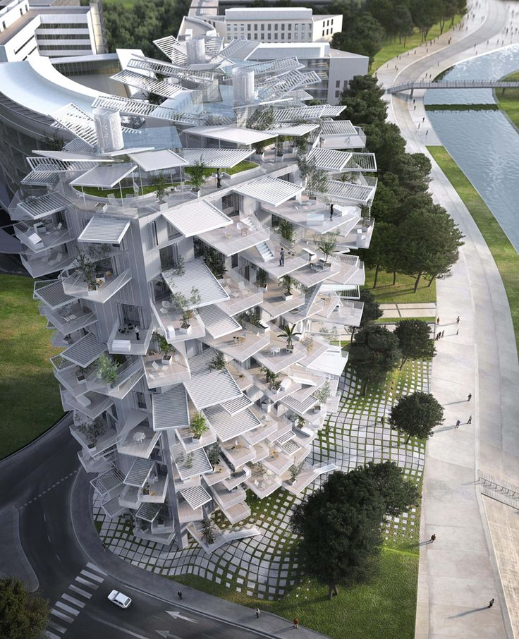 sou fujimoto to construct the second architectural folly of the 21st century in montpellier, france