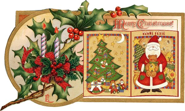 merry christmas music cards free
