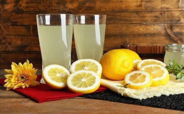 Die Zitronensaft-Kur: Entschlacken - Entgiften - Heilen